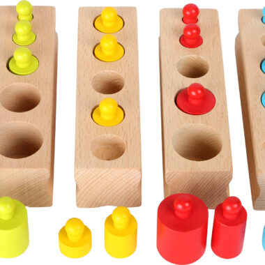 Juguetes de madera y musicales